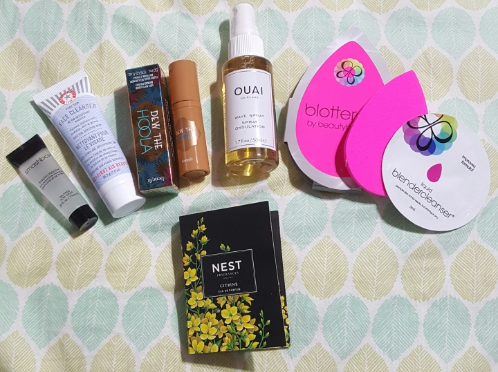 Sephora Play! July 2016 Unboxing