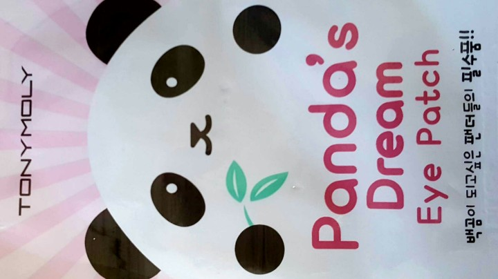 Tonymoly Panda's Dream Eye Patch Review