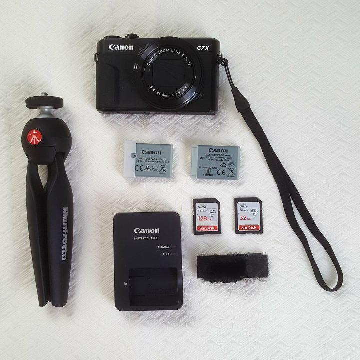New Camera +Gear