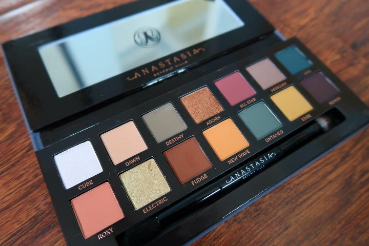 Anastasia Beverly Hills Subculture Palette Review + Swatches