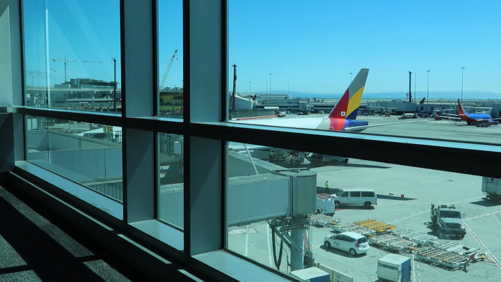 Travel with Me: SFO to ICN