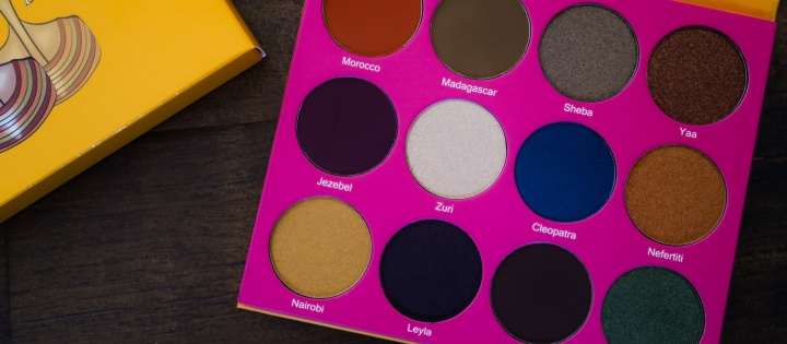 Juvia's Place Nubian 2 Palette Review +Swatches