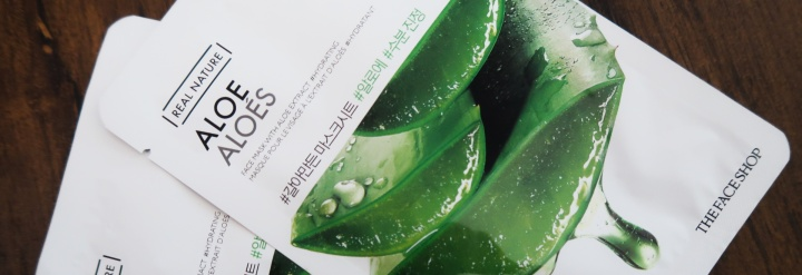 The Face Shop Real Nature Aloe Face MaskReview