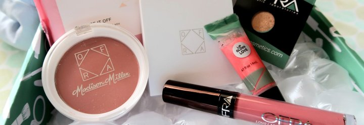 Ofra Mystery Box Unboxing